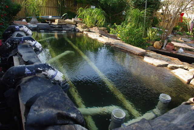 Pond Construction Page